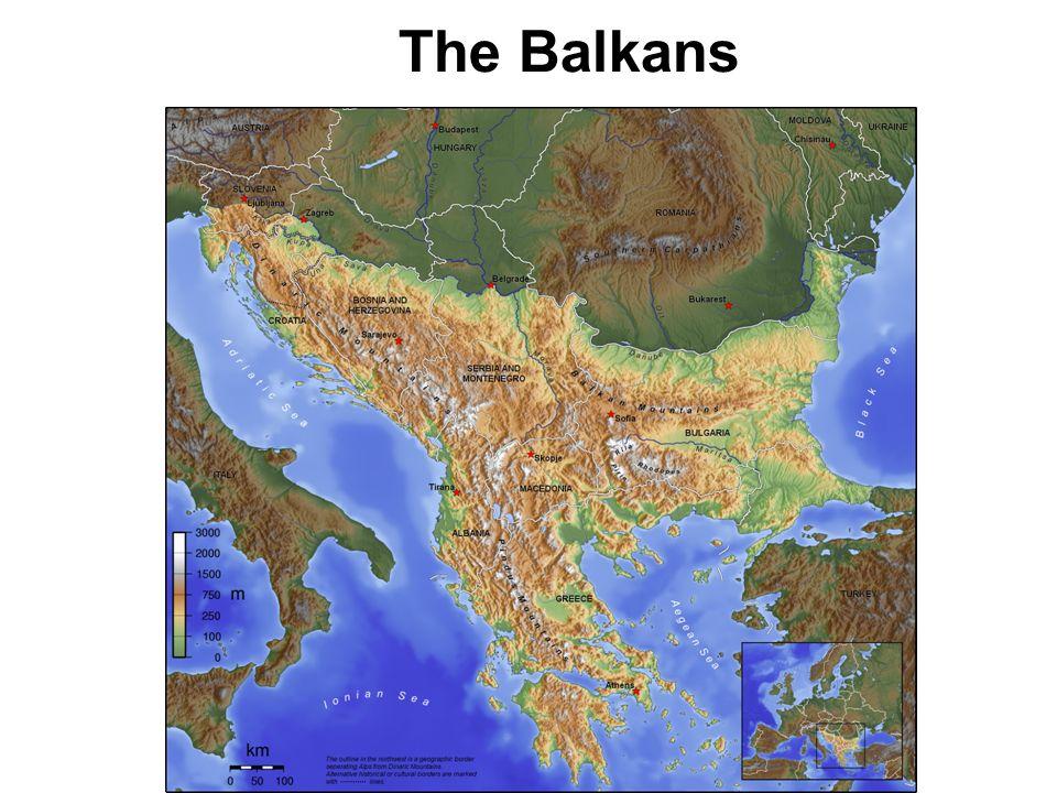 The Balkans 4