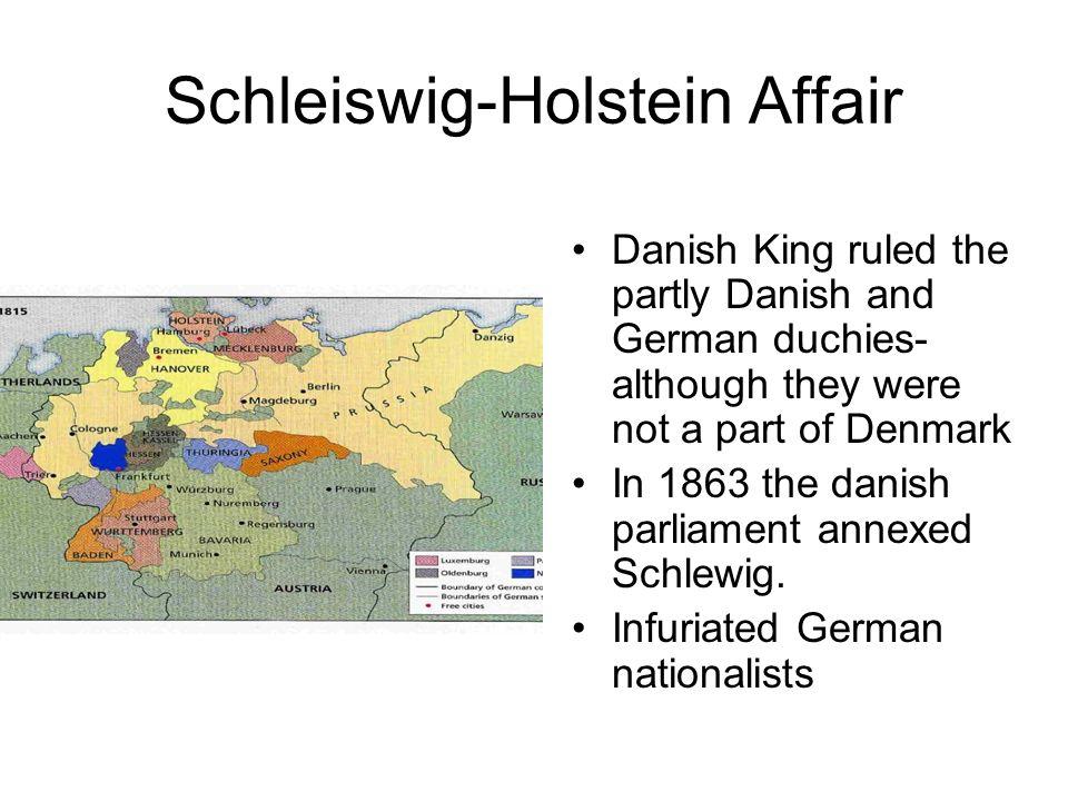 Schleiswig-Holstein Affair