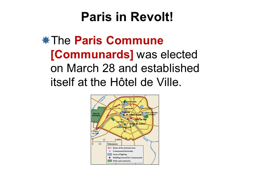 Paris in Revolt.
