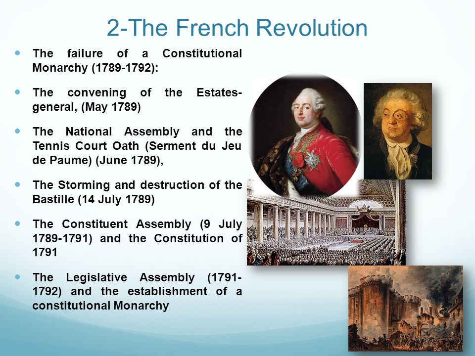 2-The French Revolution
