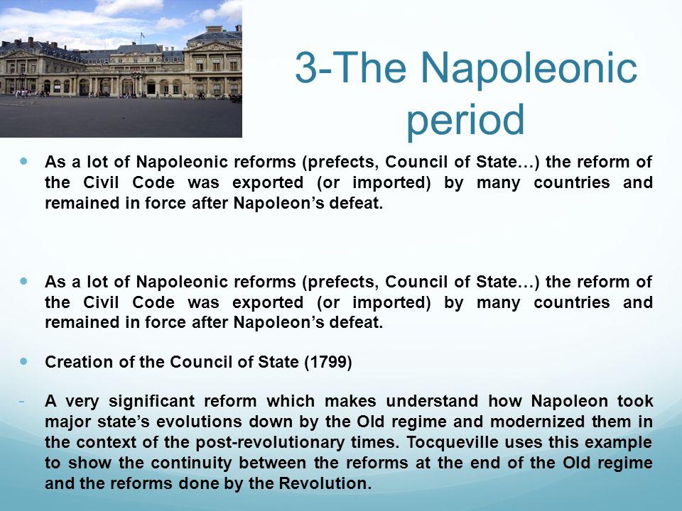 3-The Napoleonic period