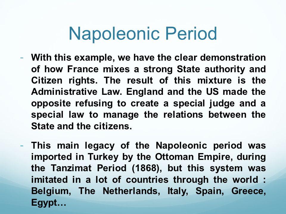 Napoleonic Period