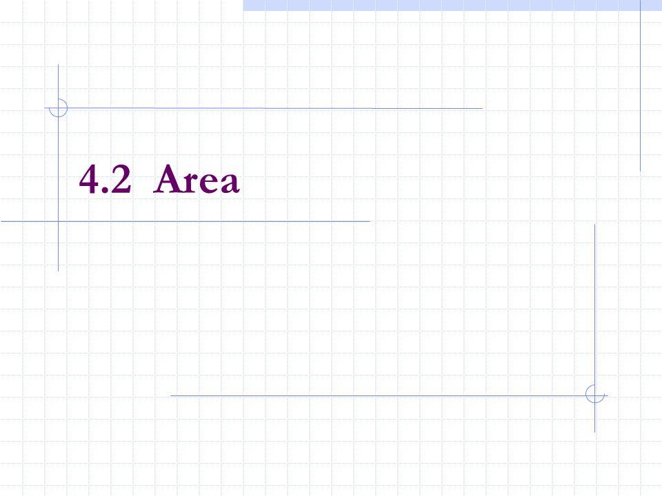 4.2 Area