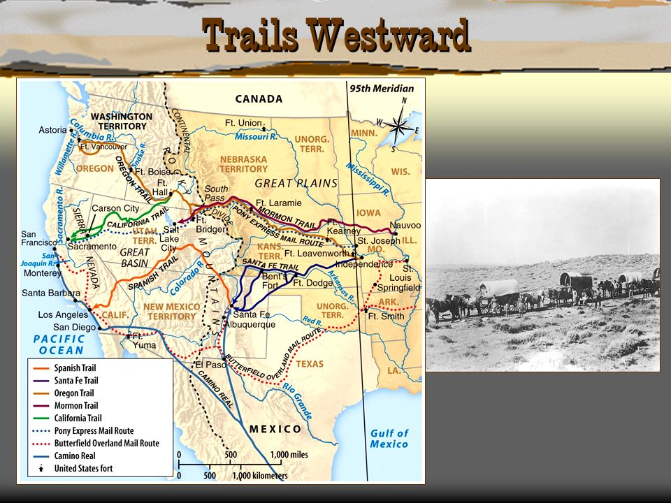 Trails Westward