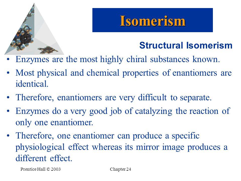 Isomerism Structural Isomerism
