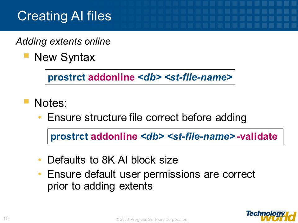 Creating AI files New Syntax Notes: