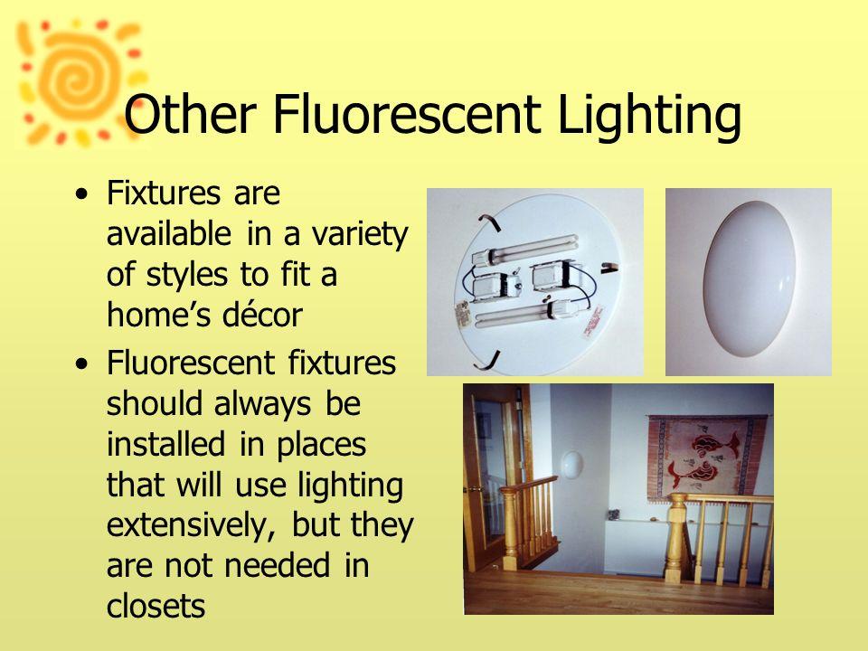 Other Fluorescent Lighting