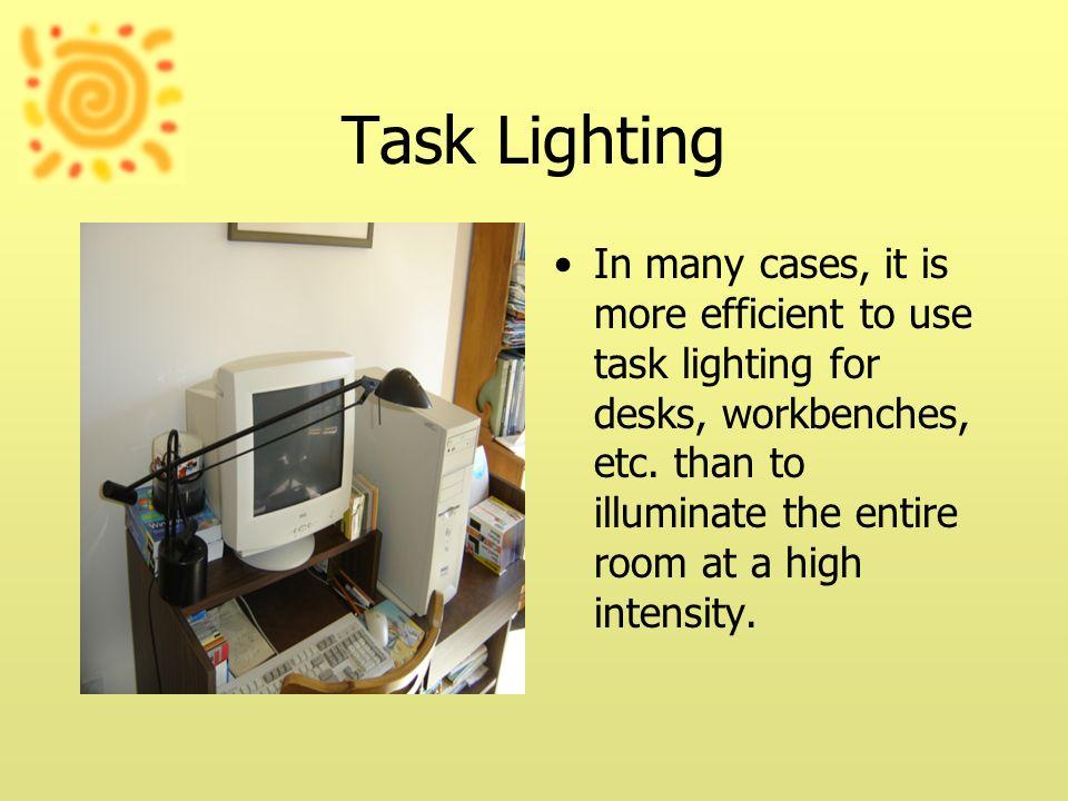 Task Lighting
