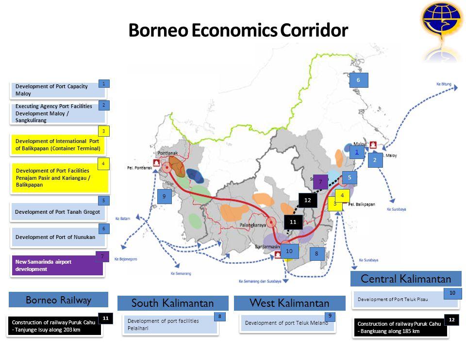 Borneo Economics Corridor