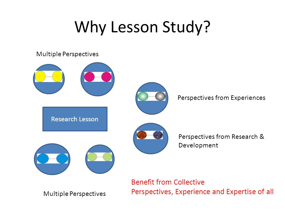 Why Lesson Study Benefit from Collective