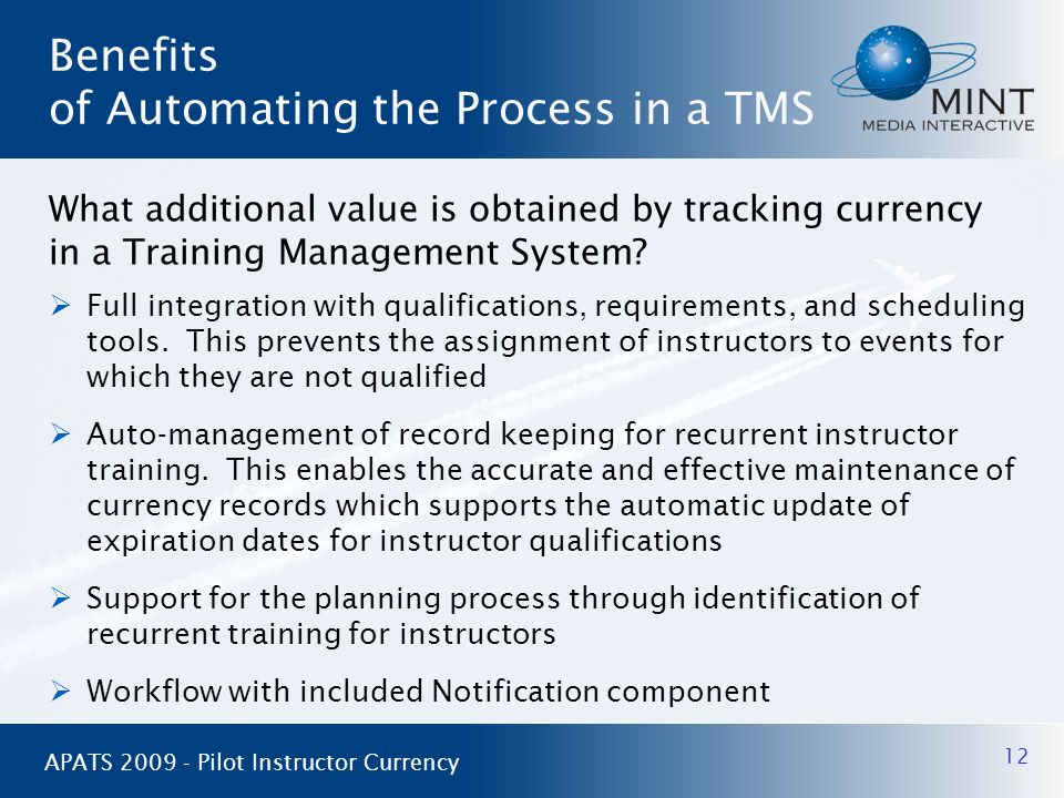 Benefits of Automating the Process in a TMS