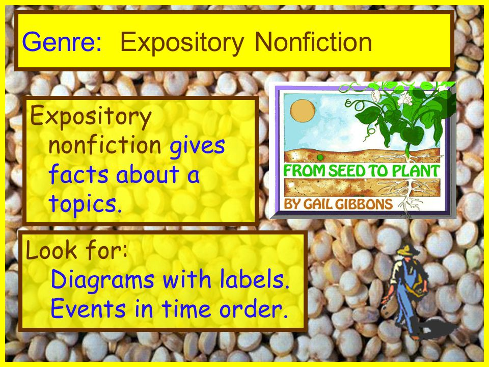 Genre: Expository Nonfiction
