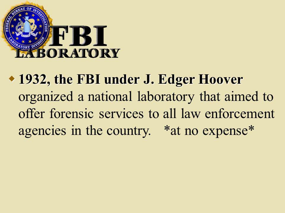 FBI lab