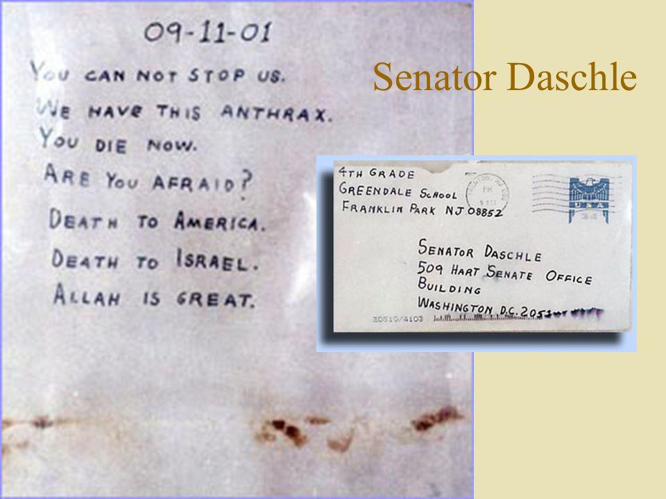 Senator Daschle