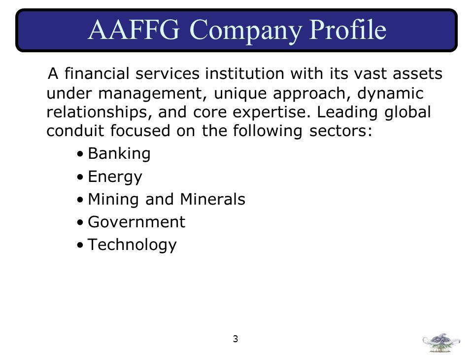 AAFFG Company Profile