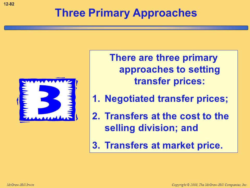 Three Primary Approaches