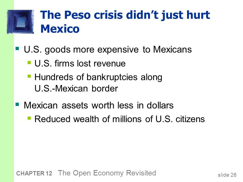 Understanding the crisis