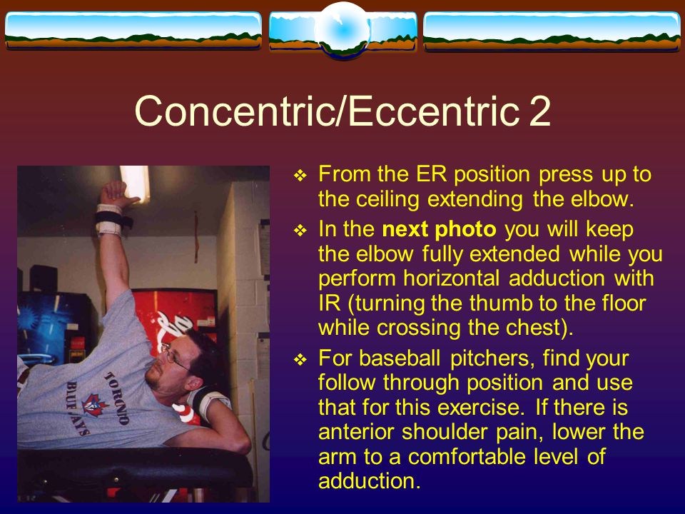 Concentric/Eccentric 2