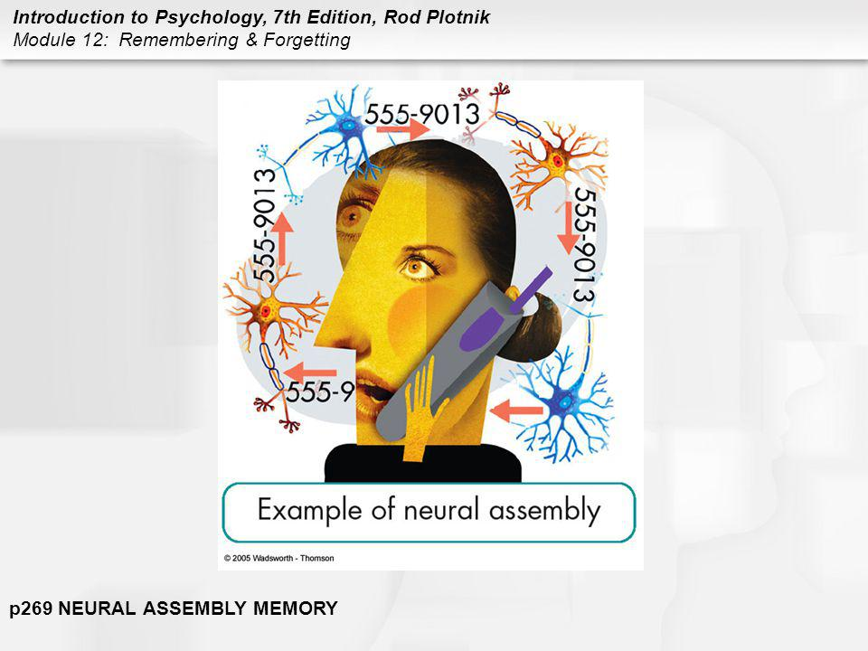 p269 NEURAL ASSEMBLY MEMORY