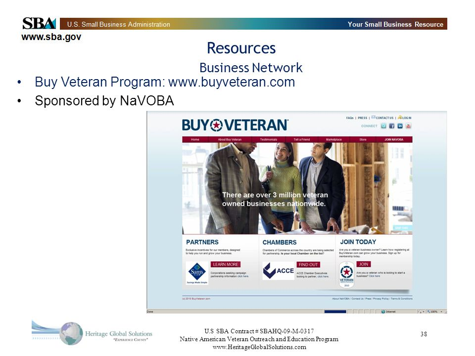 Resources Business Network