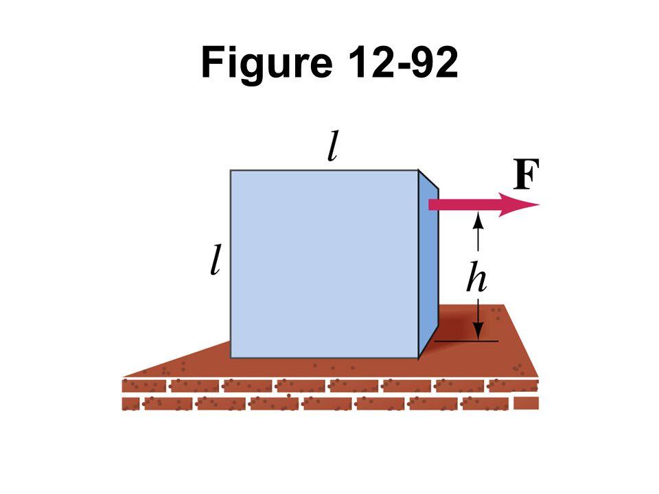 Figure 12-92 Problem 86.