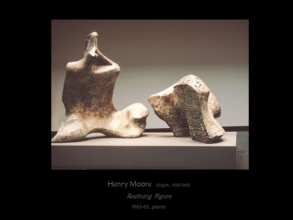 Henry Moore (English, 1898-1968)