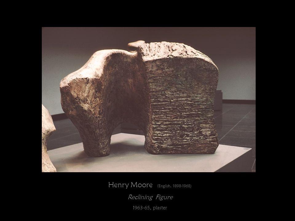 Henry Moore (English, 1898-1968)