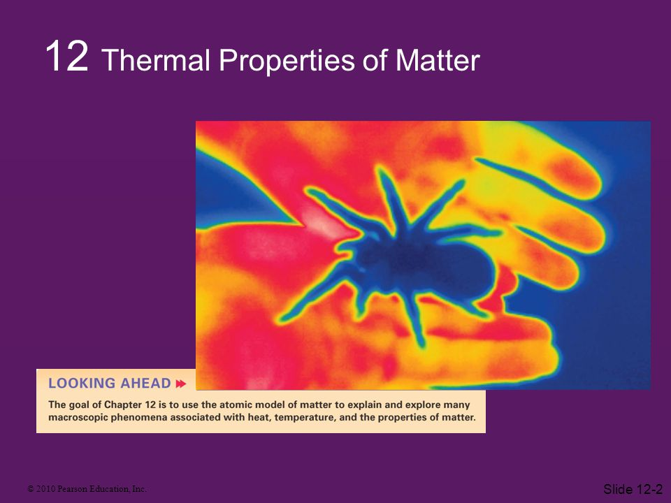 12 Thermal Properties of Matter