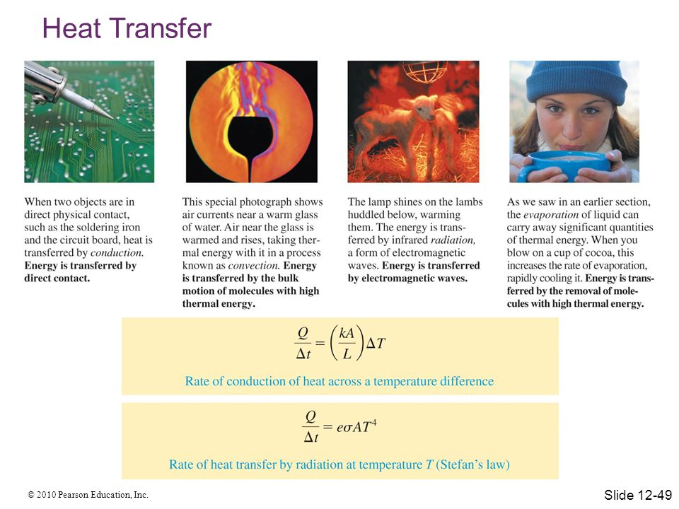 Heat Transfer Slide 12-49