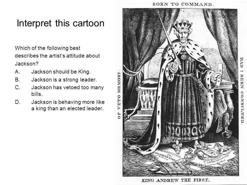 Interpret this cartoon