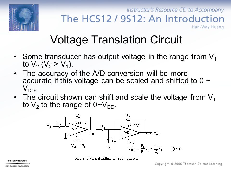 Voltage Translation Circuit