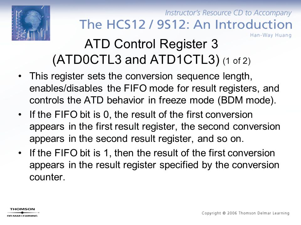 ATD Control Register 3 (ATD0CTL3 and ATD1CTL3) (1 of 2)