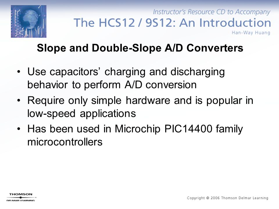 Slope and Double-Slope A/D Converters