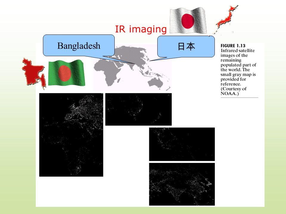 IR imaging Bangladesh 日本