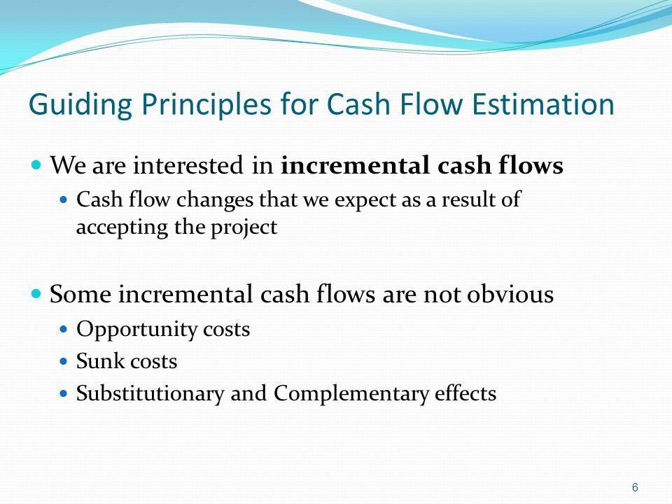 Guiding Principles for Cash Flow Estimation
