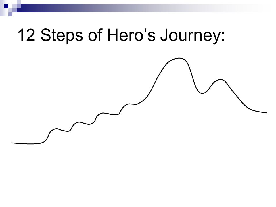 12 Steps and the Hero's Journey