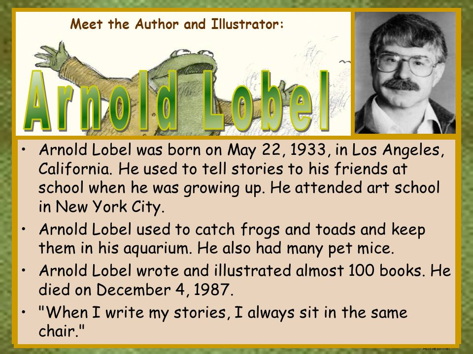 Meet the Author and Illustrator: