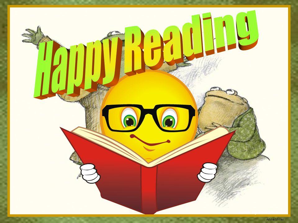 Happy Reading Tweak by Anne Miller