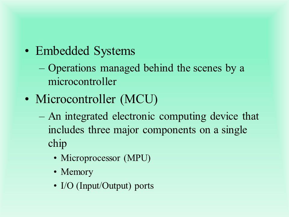 Microcontroller (MCU)