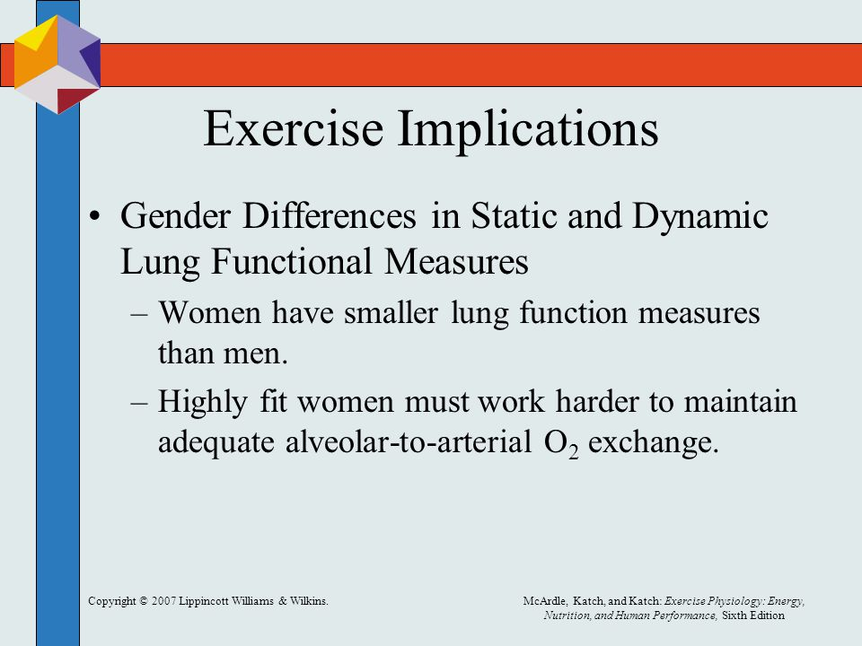 Exercise Implications