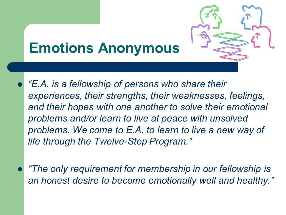 Emotions Anonymous