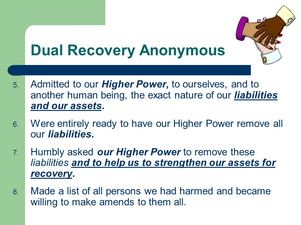 Dual Recovery Anonymous