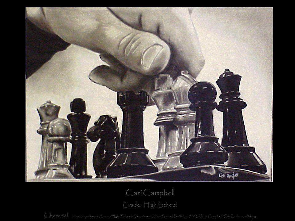 Cari Campbell Grade: High School