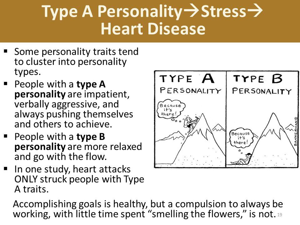 Type A PersonalityStress Heart Disease
