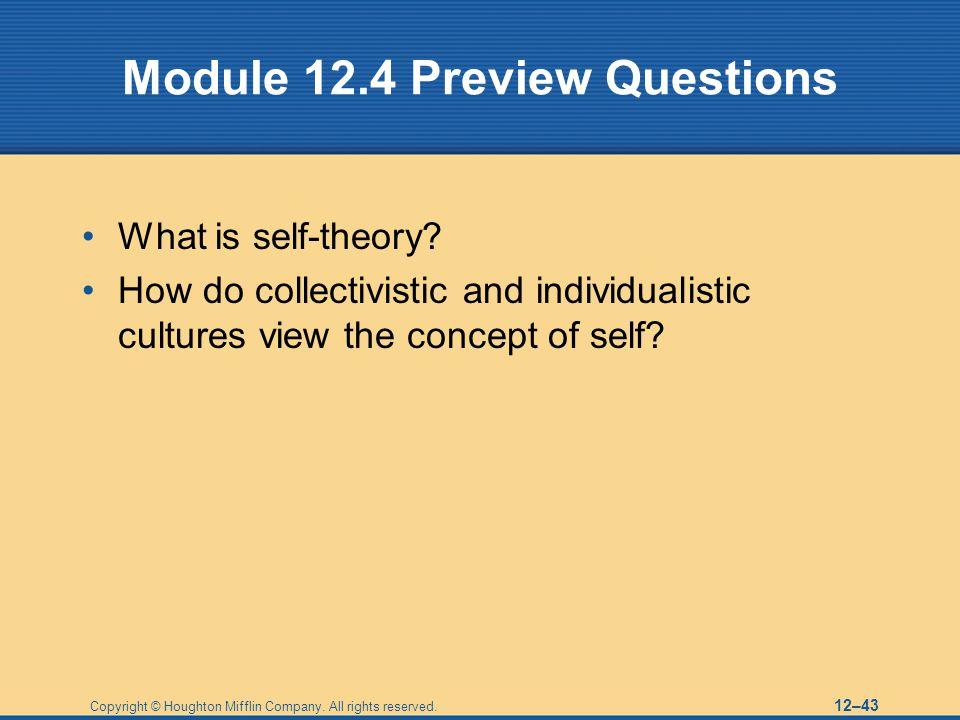 Module 12.4 Preview Questions