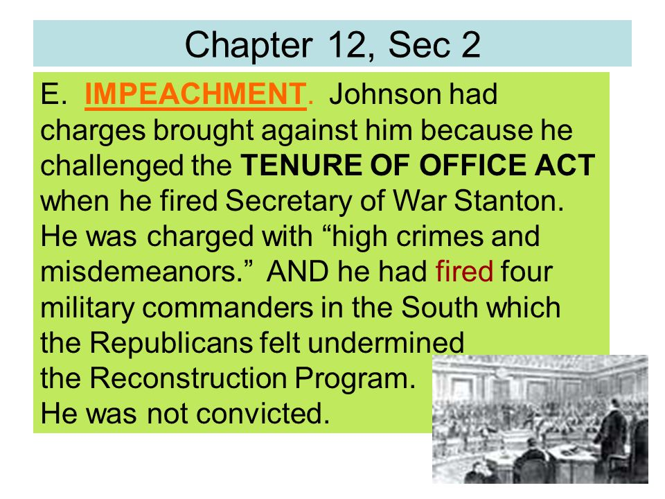 Chapter 12, Sec 2