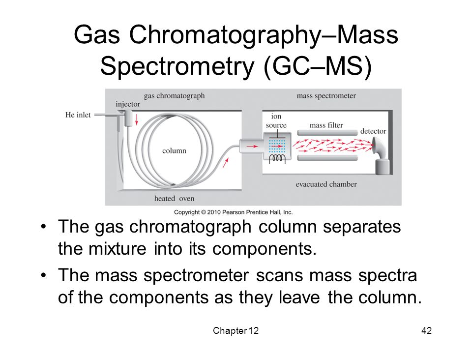 Gas Chromatography–Mass Spectrometry (GC–MS)