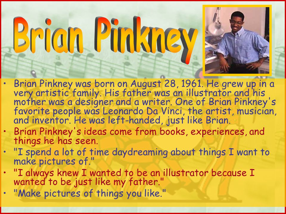 Brian Pinkney
