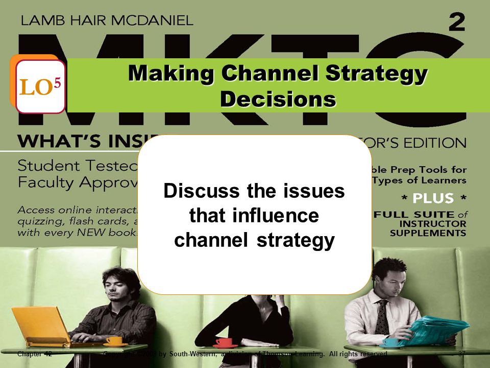 Making Channel Strategy Decisions