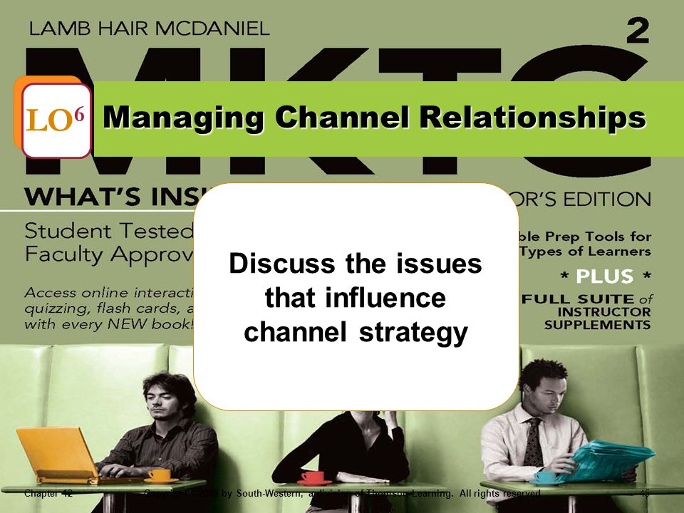 Managing Channel Relationships